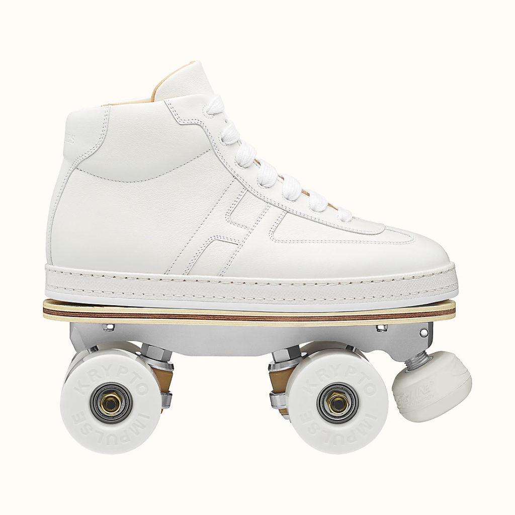 Hermès 'Savana Dance' Roller Skates