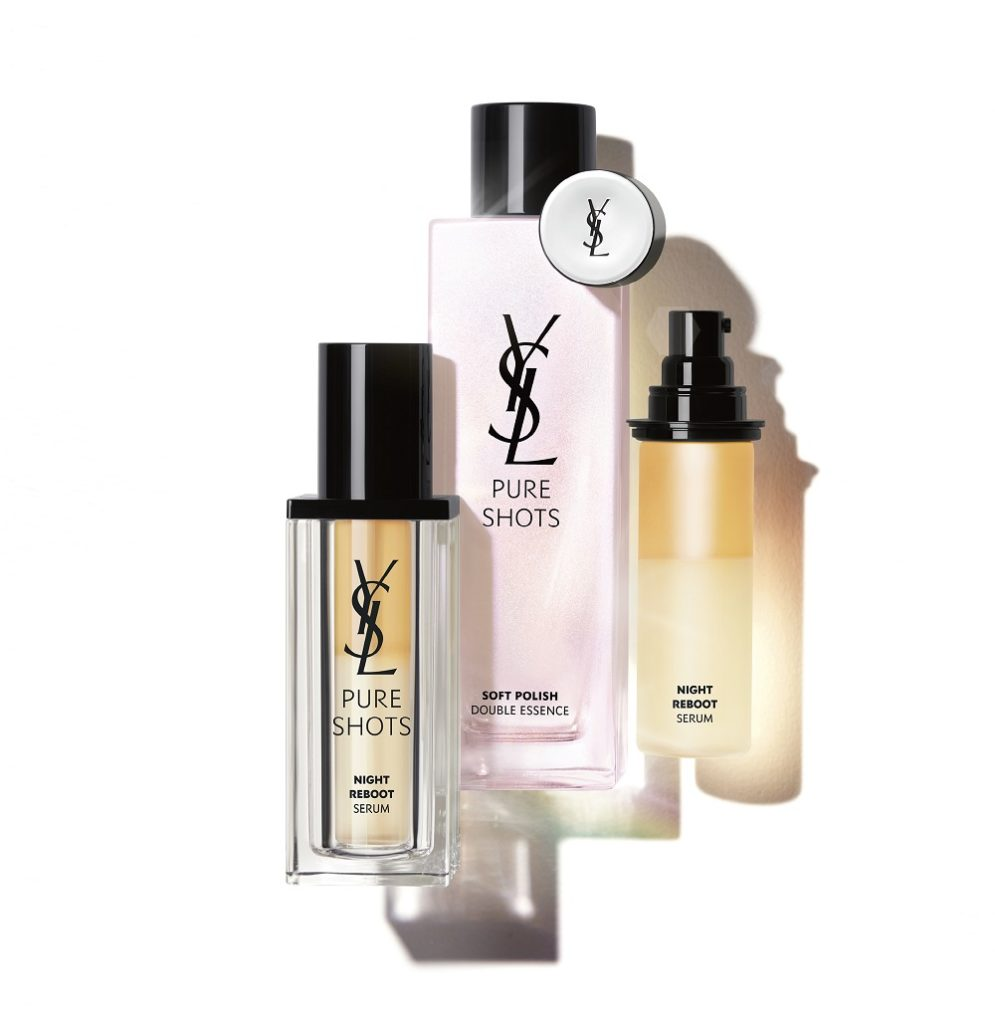 YSL Beauty Pure Shots Soft Polish Double Essence