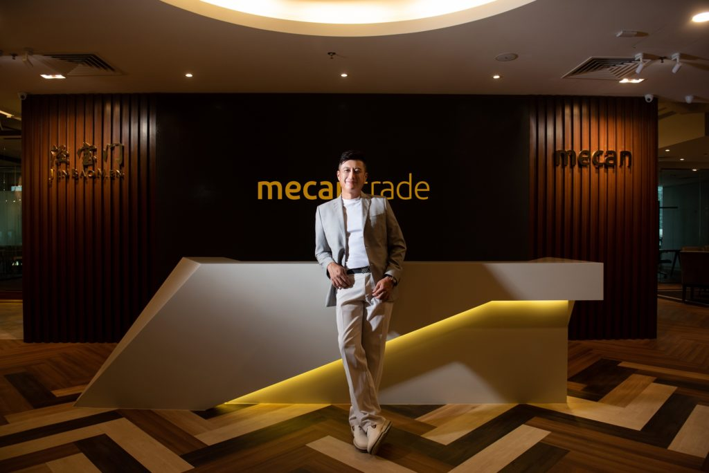 Andy Goh, CEO of MeCan Trade
