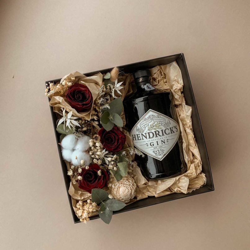 Hendrick's Bloom Box