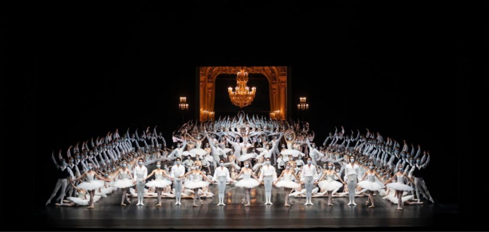 An open invitation to the Paris Opera Ballet