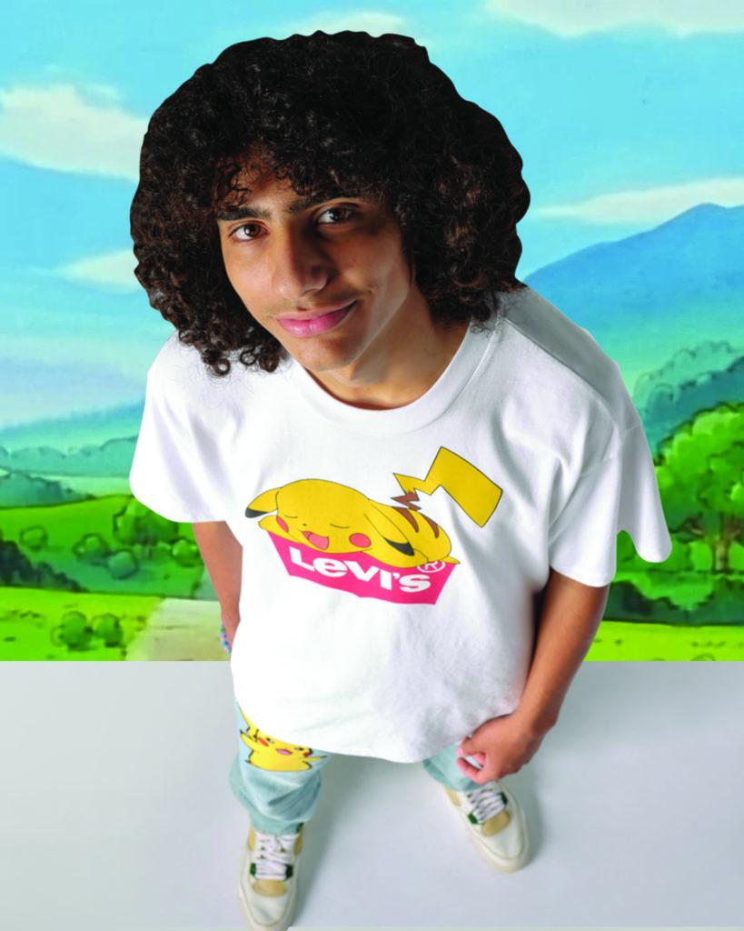 Levi's x Pokemon