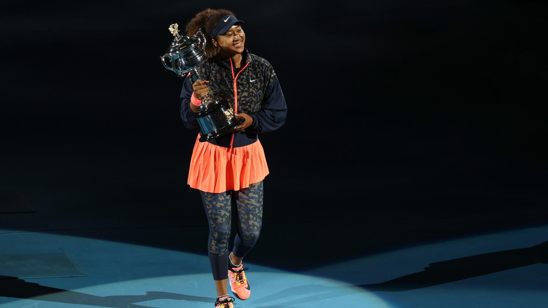 Naomi Osaka Tennis star