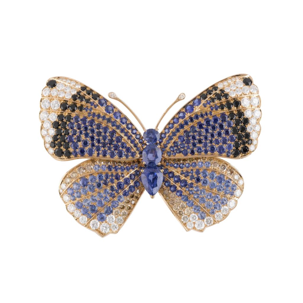 Papillon Tricis clip