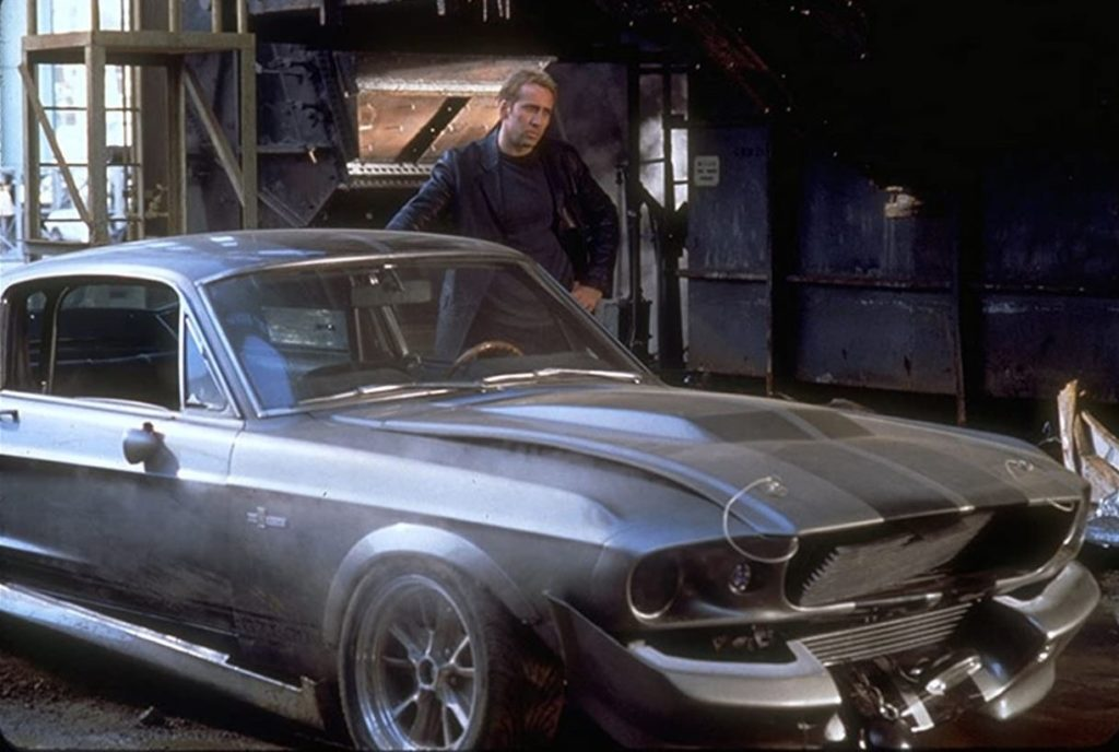 1967 Shelby Mustang GT500