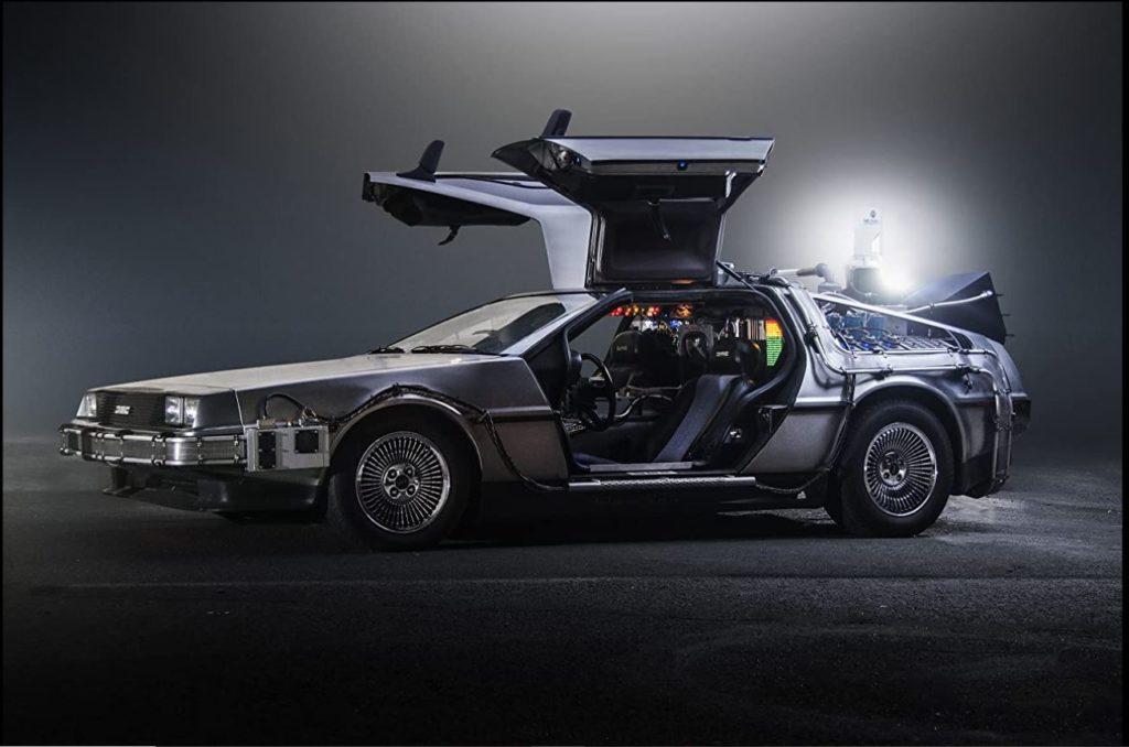 1981 DeLorean DMC-12 in Back To The Future