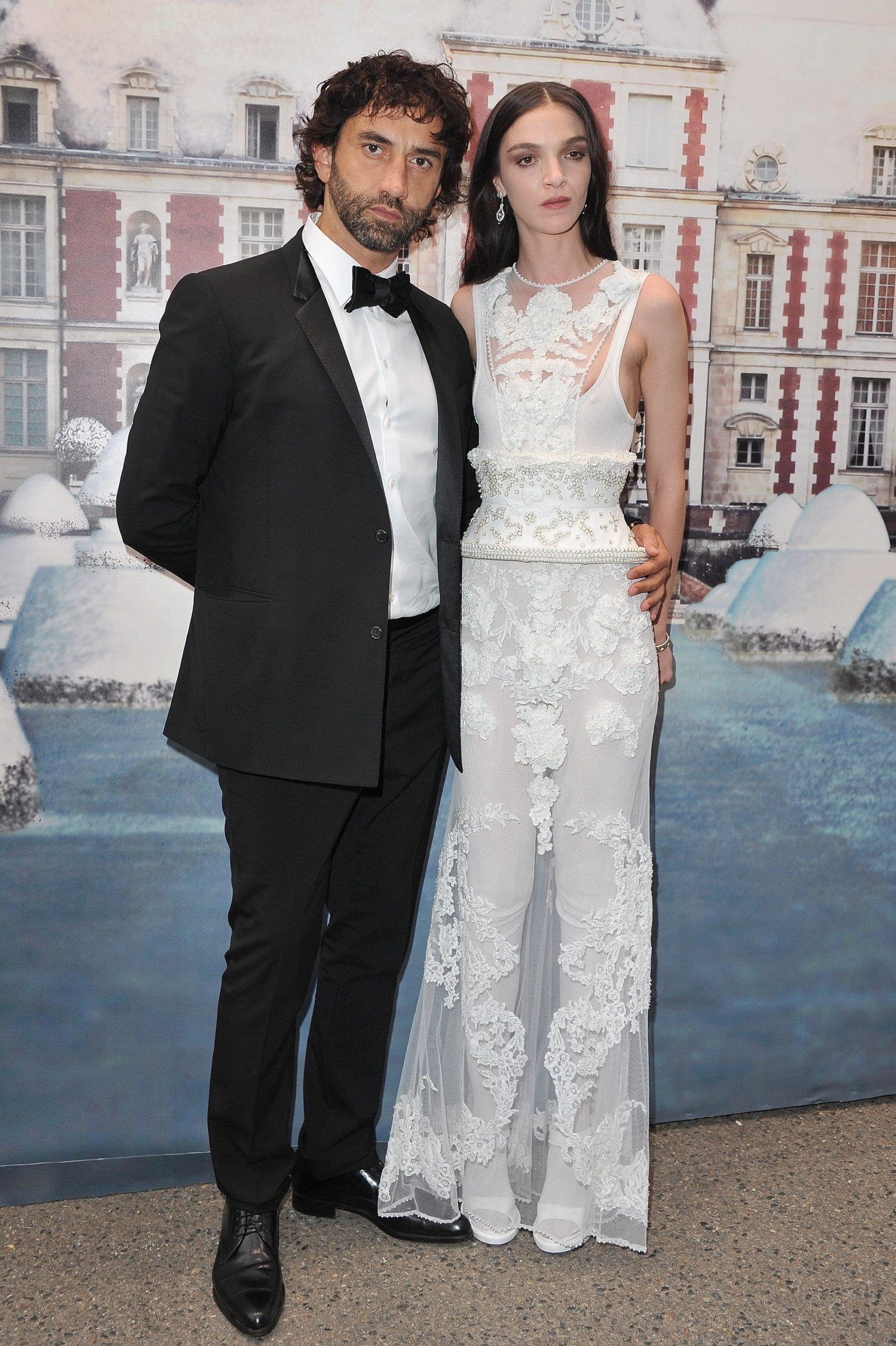 fashion Riccardo Tisci muses MariaCarla