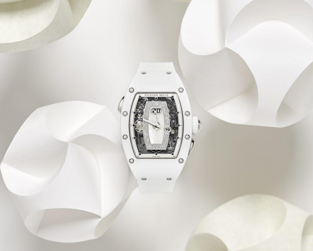 RM 037 White Ceramic Automatic