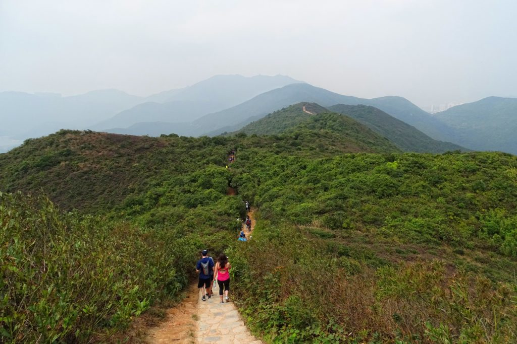 Dragon's Back Hong Konmost scenic hike trails in the world