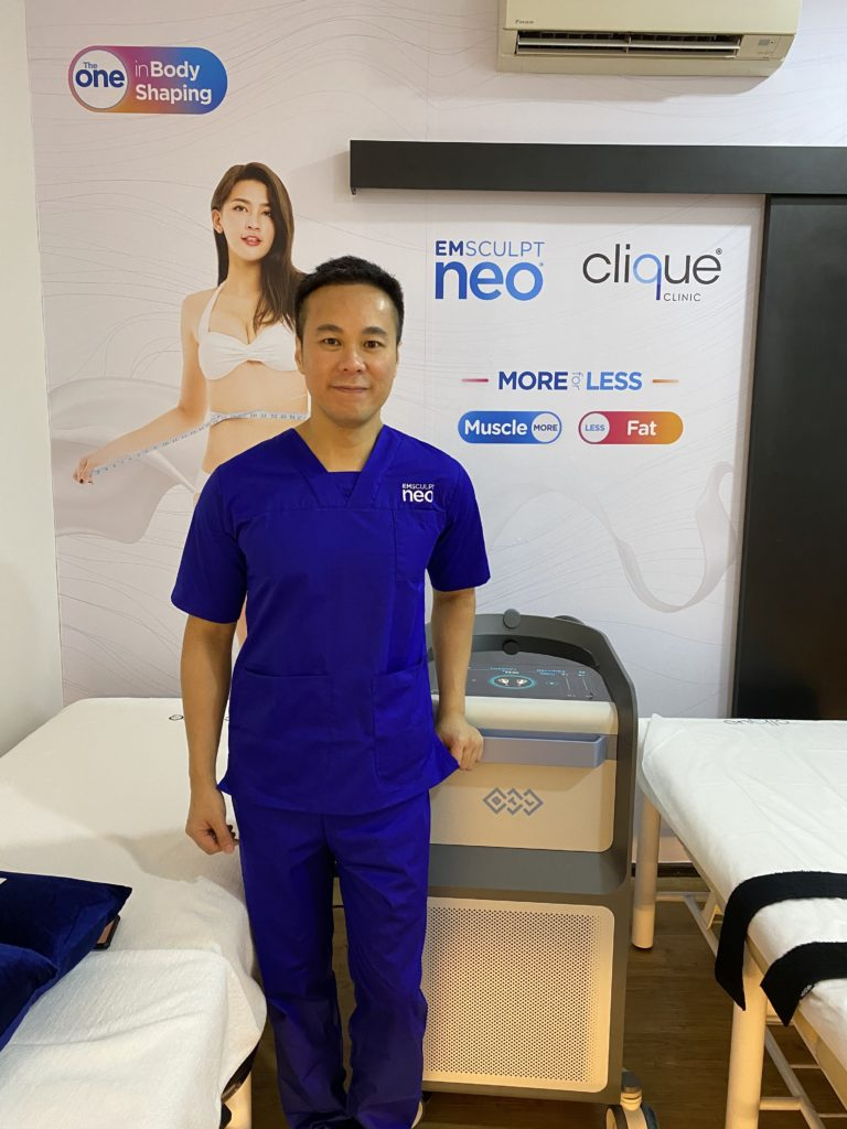Dr Lim Ting Song