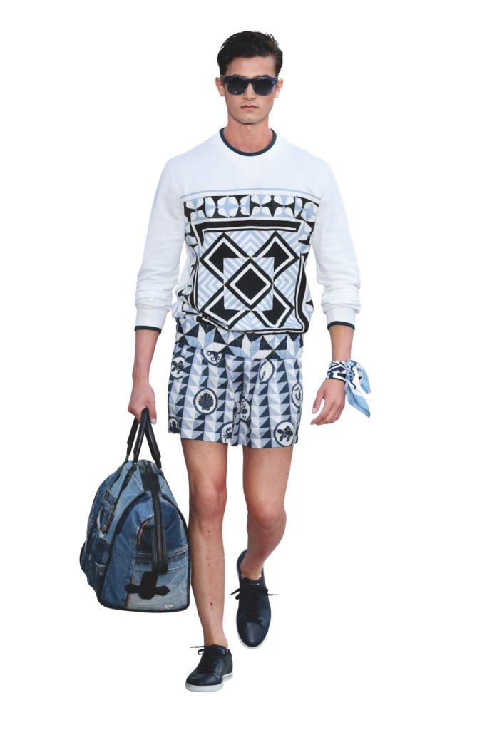 Menswear trend from Spring/Summer 2021