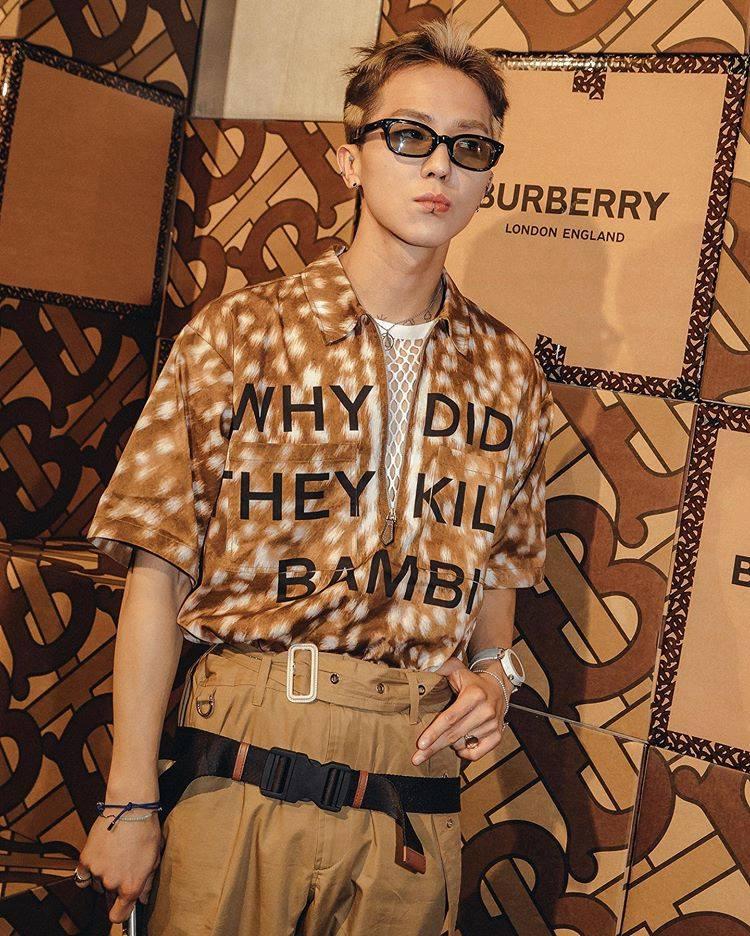K-pop stars fashion