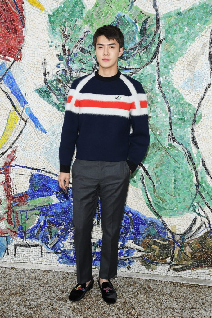 K-pop stars in fashion
