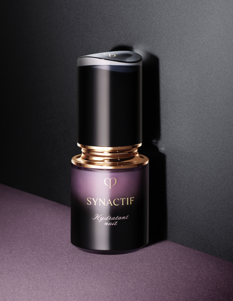 synactif night time moisturiser