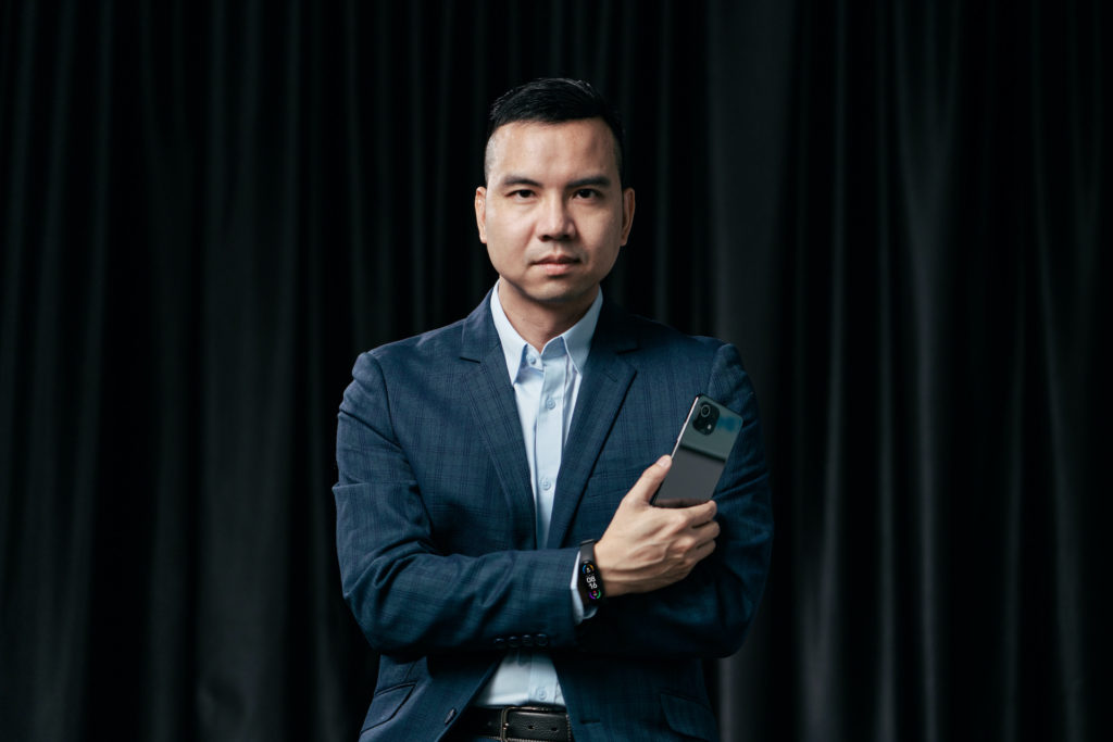 Mr Nicolas Shi, Xiaomi