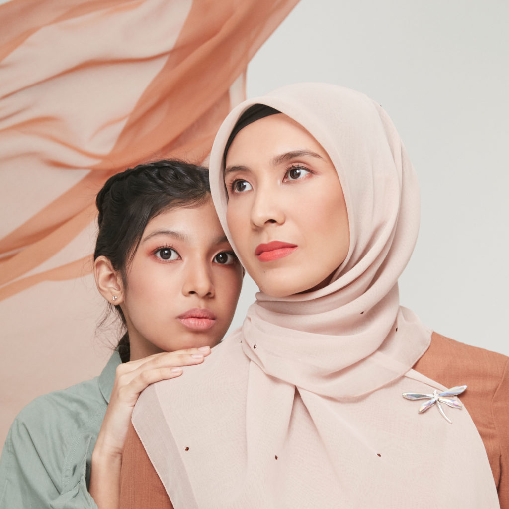 Nurul Izzah Anwar & YM Raja Nur Safiyah