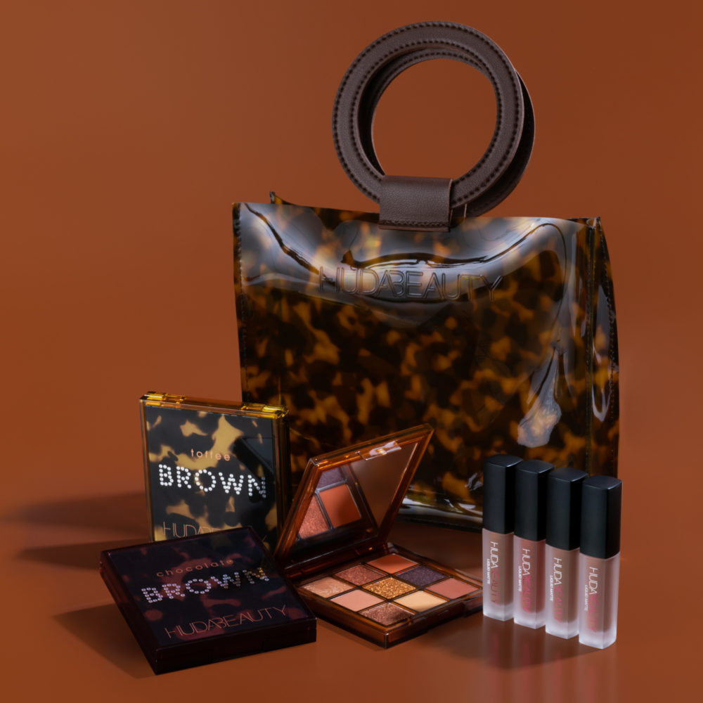 Huda Beauty Brown Obsessions Kit