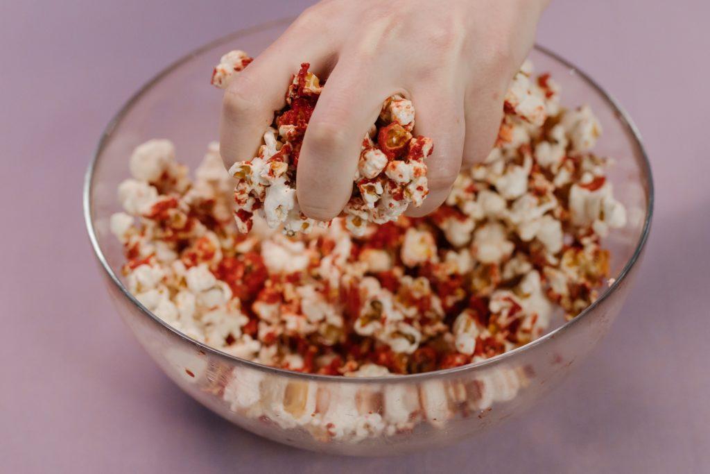 season popcorn