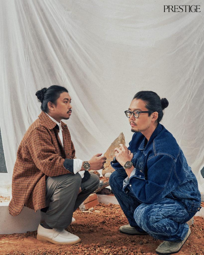 Cover story: Shin Tseng and Shin Chang