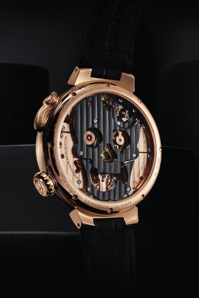 Louis Vuitton Tambour Carpe Diem