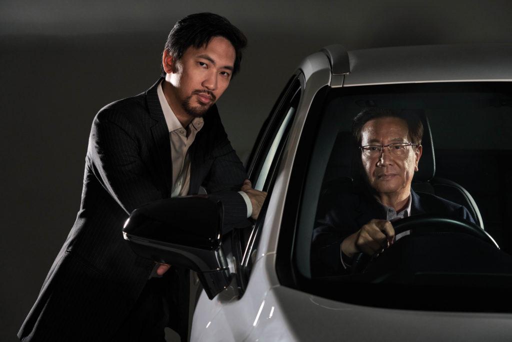 Dato' Simon Foong, Daryl Foong