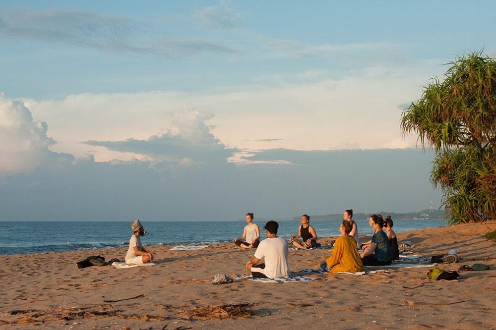 best yoga retreats in the world