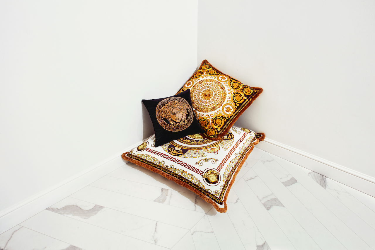 Versace Home Textiles & Accessories collection