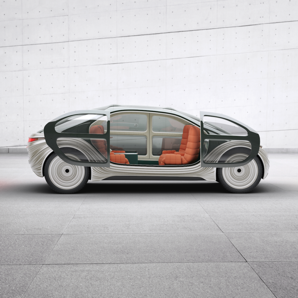 Airo Electric Concept Car