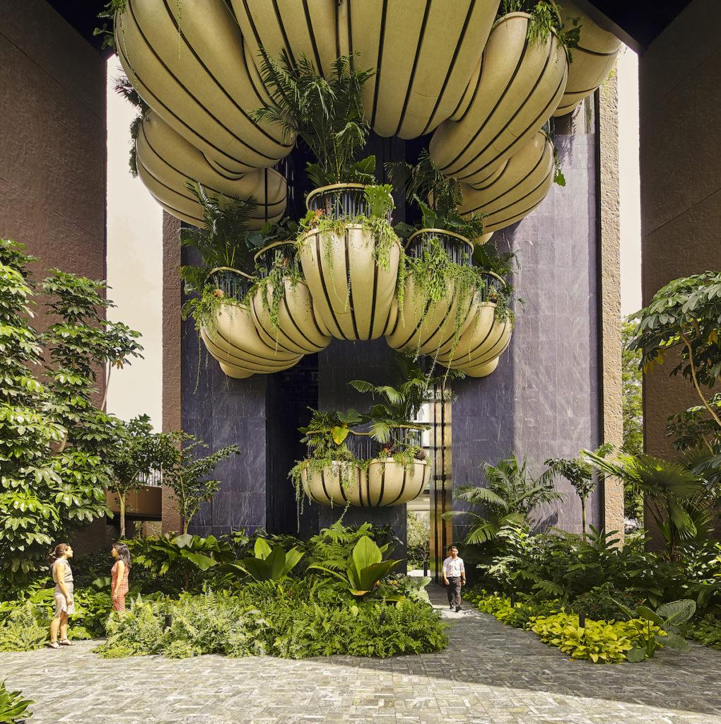 The Eden Luxury Residences