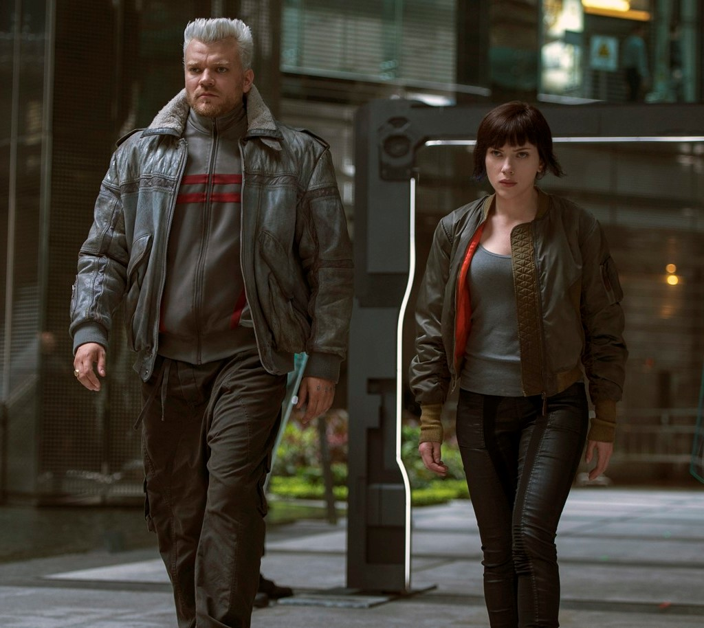 Ghost in a Shell film