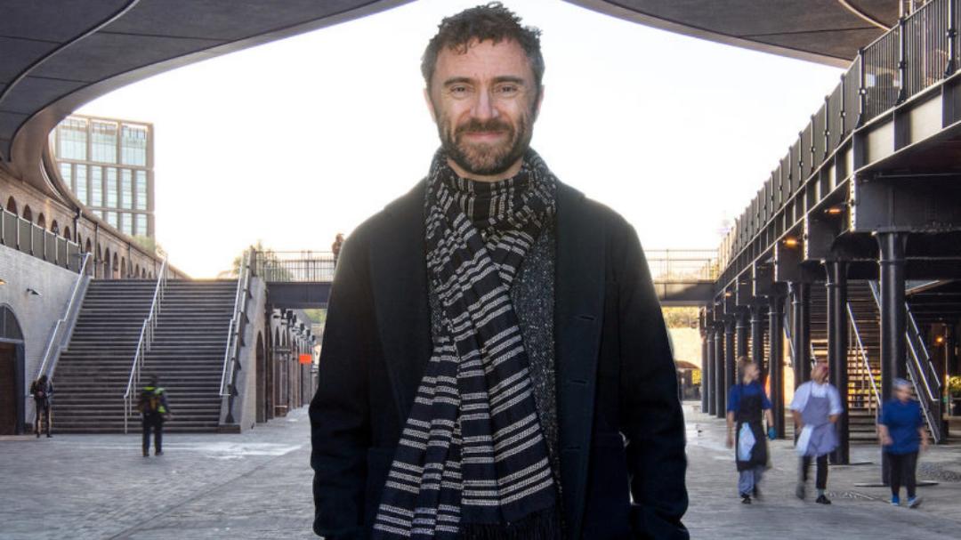"""Architect Thomas Heatherwick talks about designing places with """"emotional sustainability"""""""
