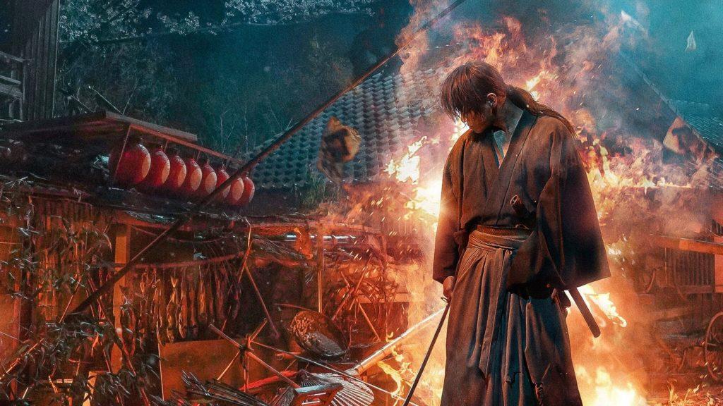 Films adapted from manga - Rurouni Kenshin