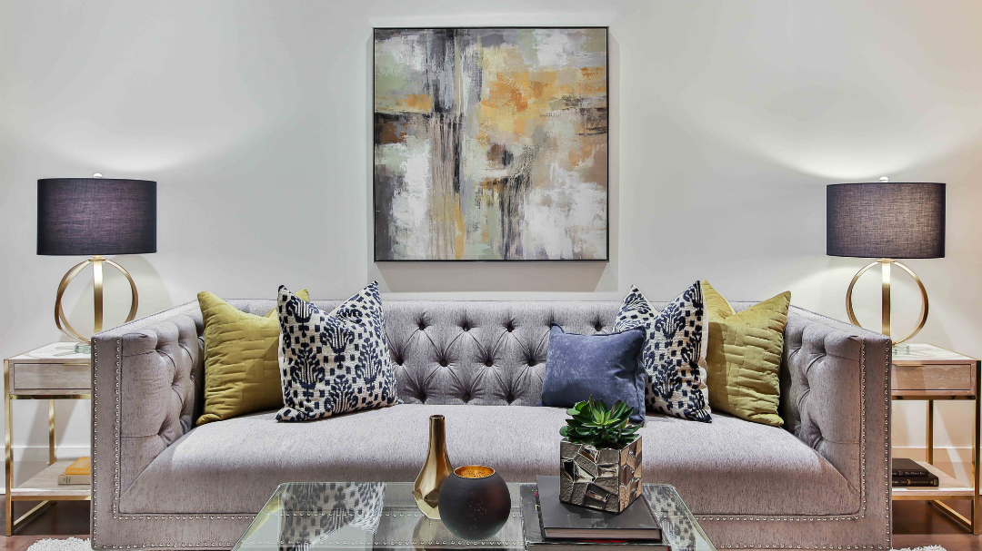 Tips on how to stage your home to sell, like a mansion out of a magazine