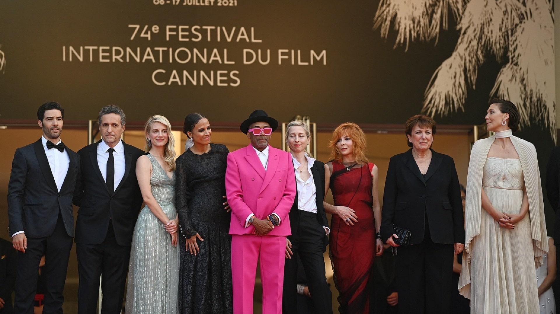 Women jury members Cannes 2021