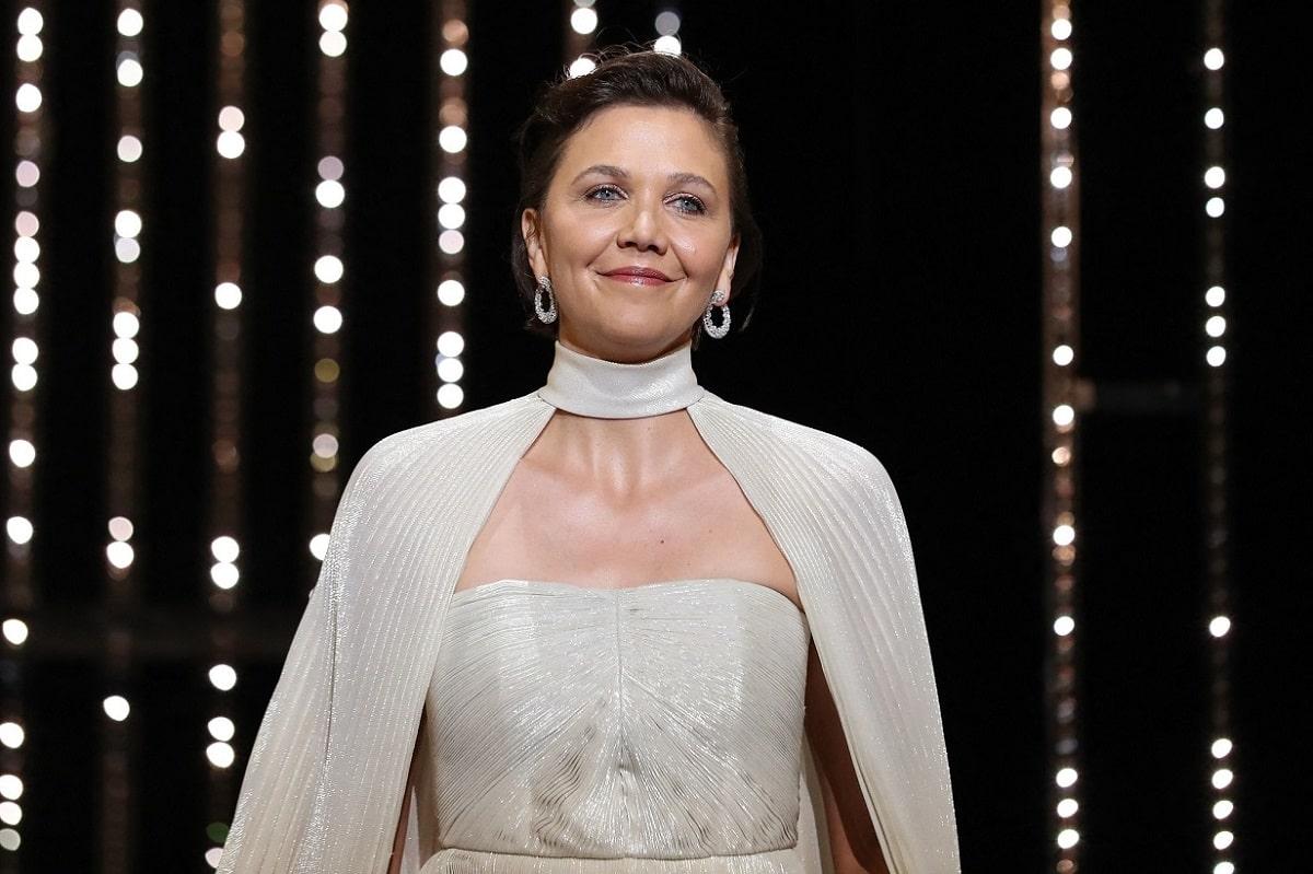 Women jury members in Cannes - Maggie Gyllenhaal