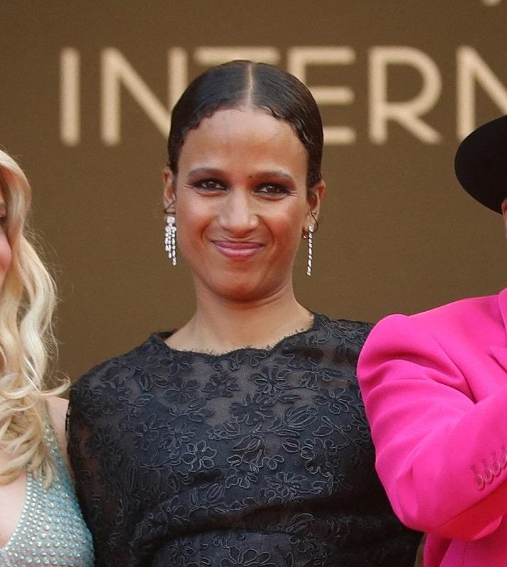Women jury members Cannes - Mati Diop