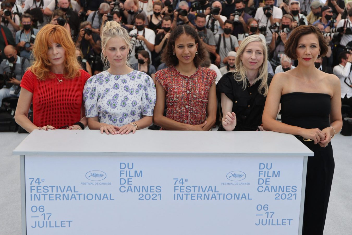 Meet the five female jury members at the Cannes Film Festival 2021