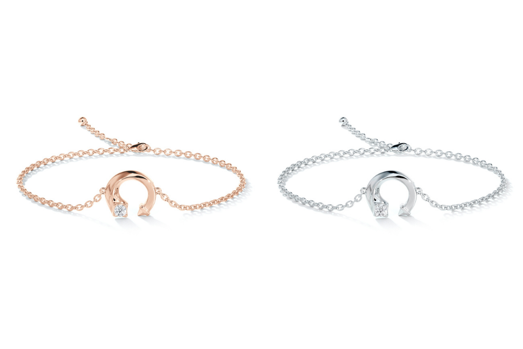 De Beers Forevermark Avaanti Chain Bracelet