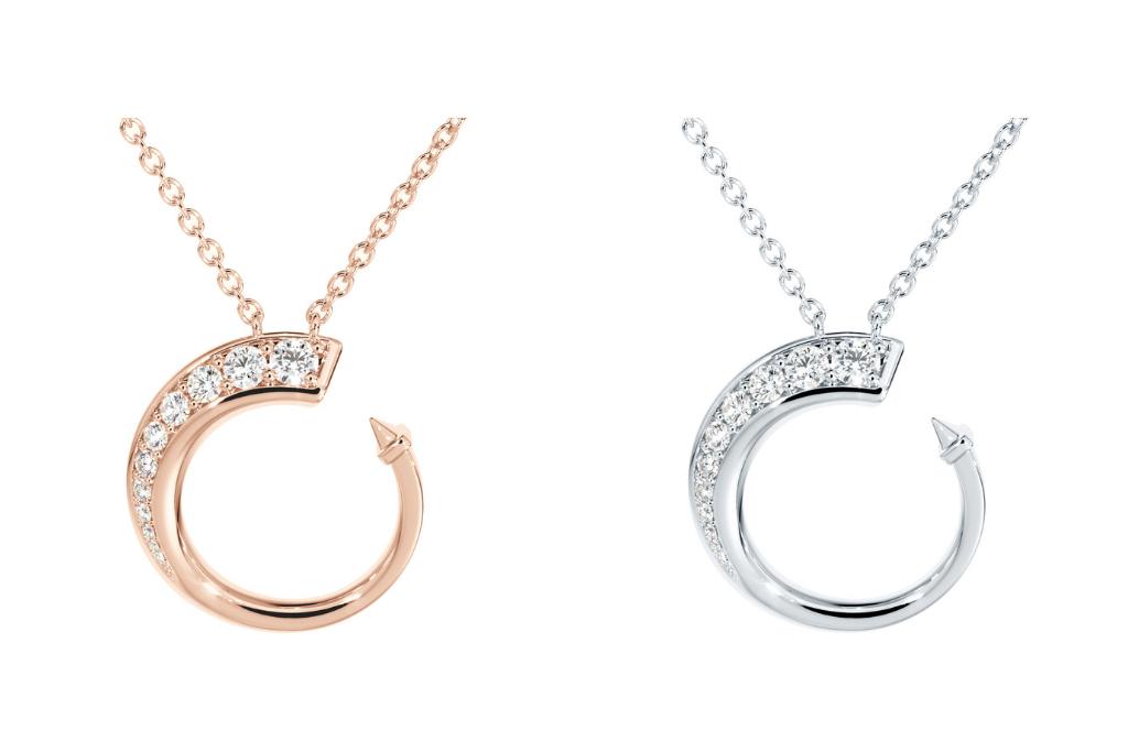 De Beers Forevermark Avaanti Diamond Pendant