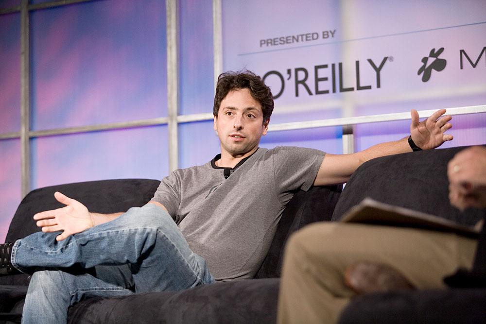 Sergey Brin richest people