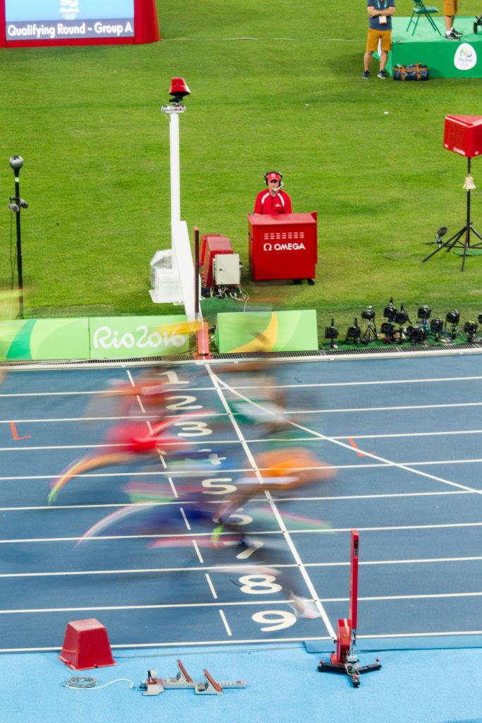 Omega at the Olympics