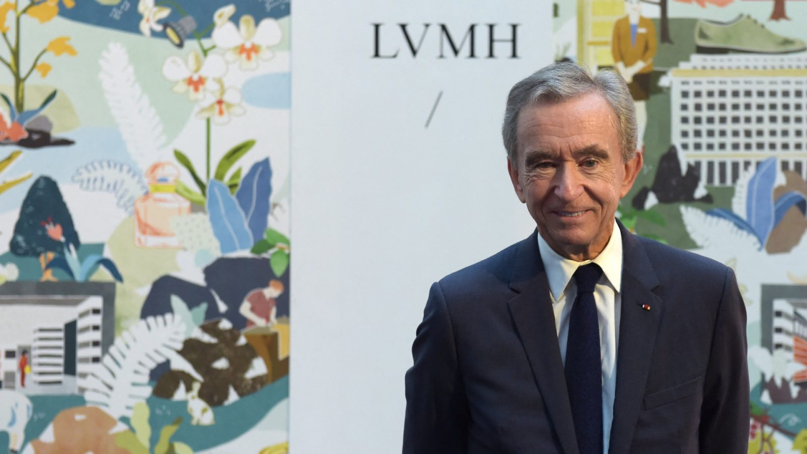 The expensive things LVMH CEO Bernard Arnault bought with his billions