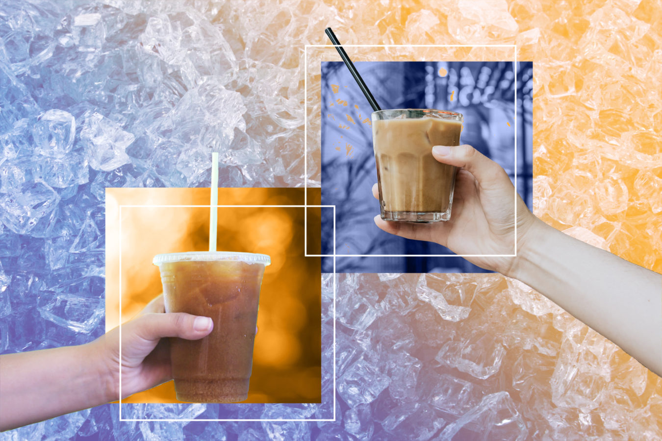 Your guide to cold brew vs. iced coffee