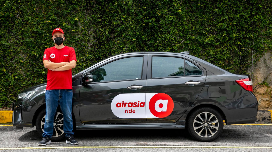 AirAsia Ride anticipates 6,500 drivers will hop on board the newest e-hailing service