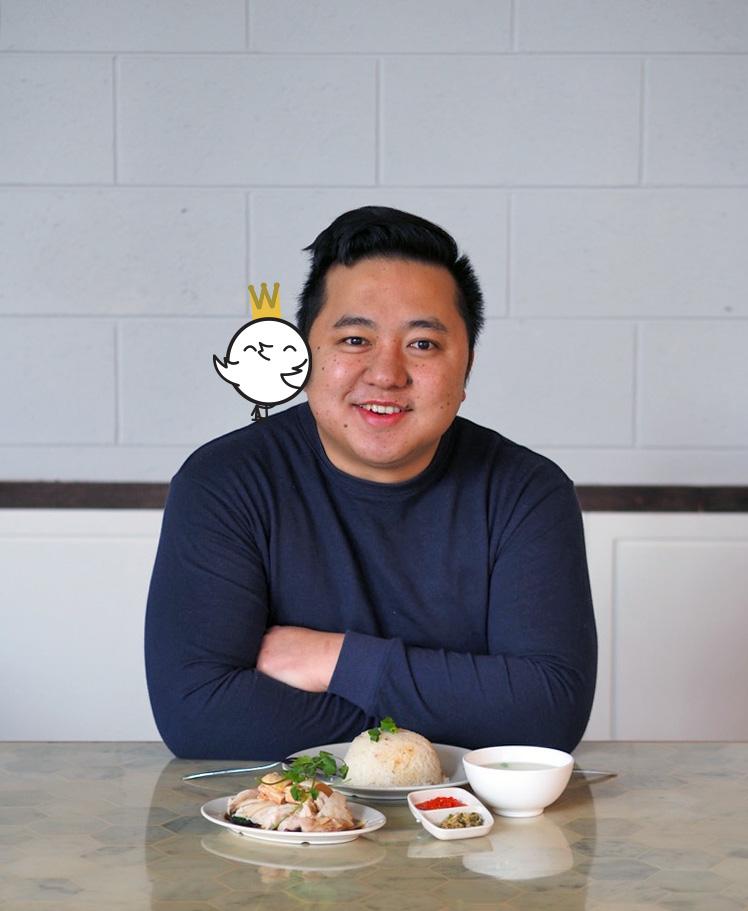 Head Chef Philip Leong
