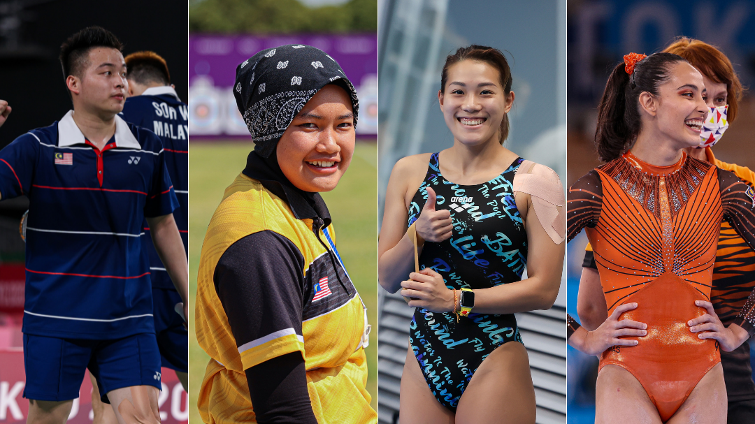 Cover story: Capturing the spirit of our Malaysian Olympians at Tokyo 2020 (Part 1)