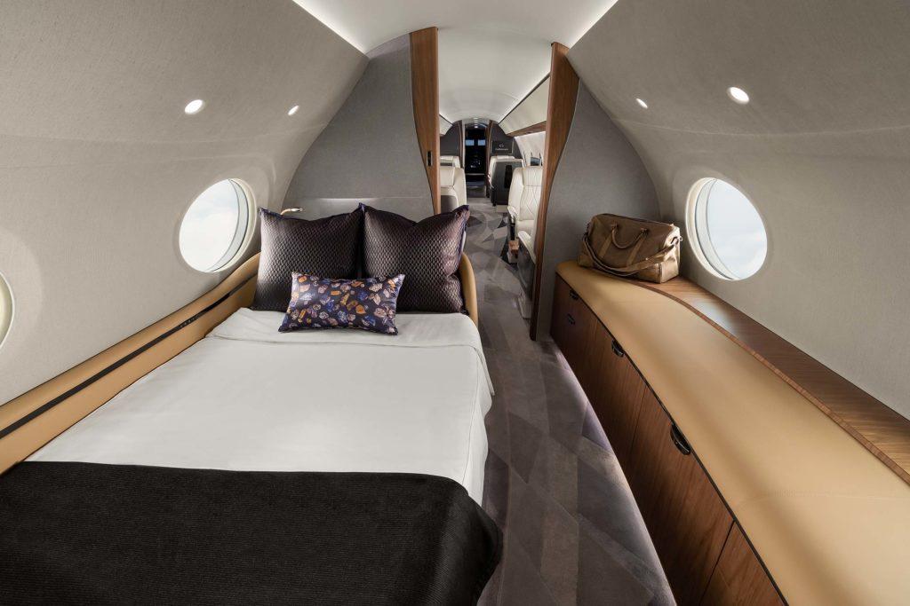 Cabin of Gulfstream G700