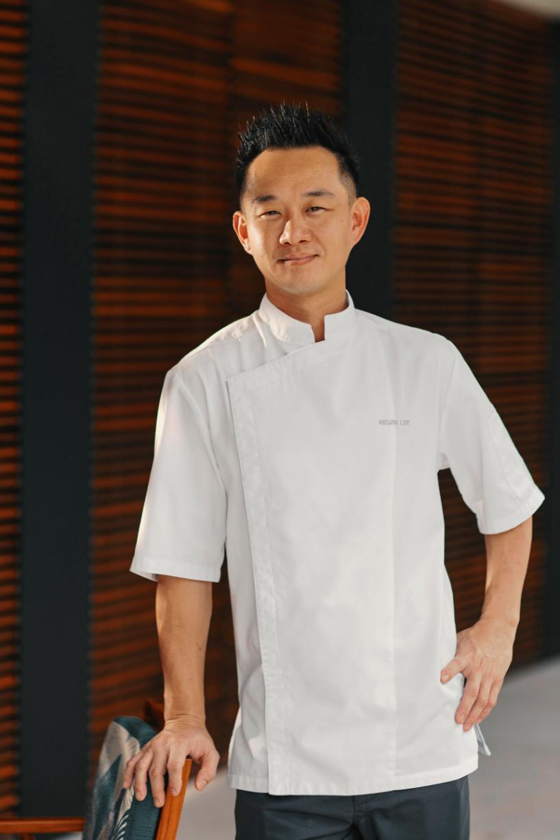 Chef Kelvin Lee