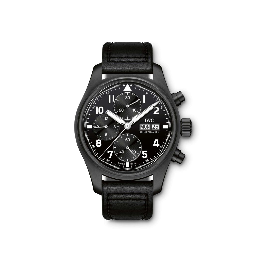 IWC SCHAFFHAUSEN Pilot's Watch Chronograph Edition