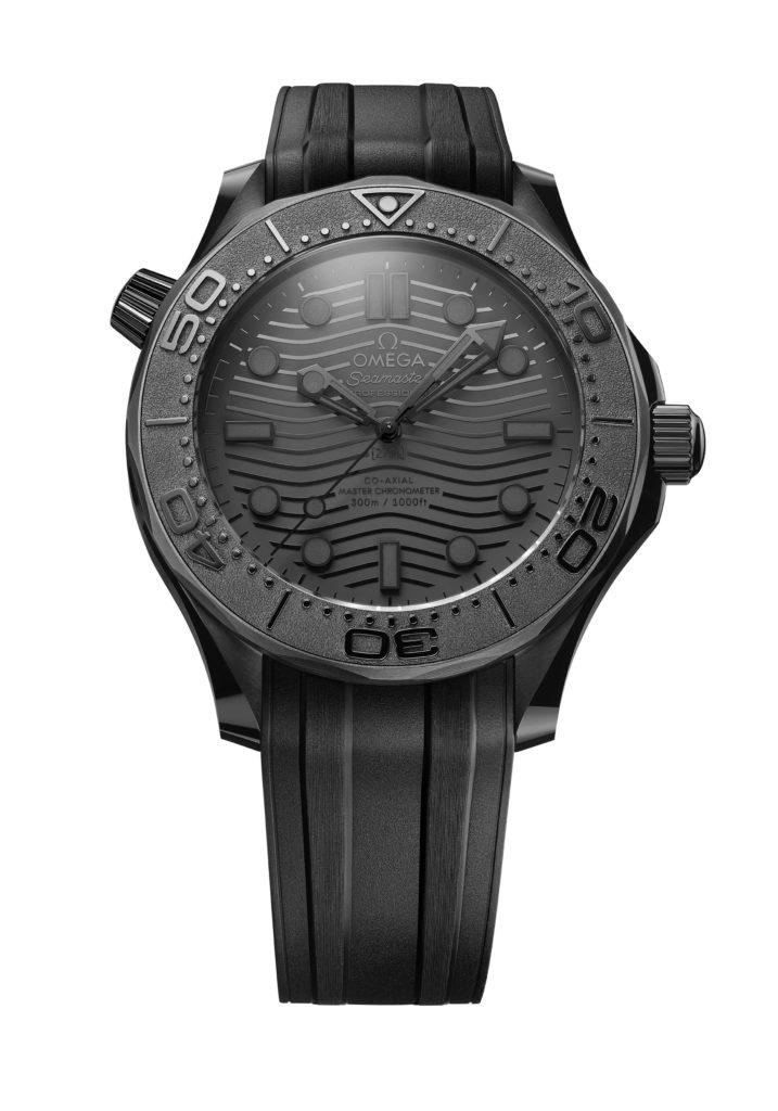 Omega Seamaster Diver Black Black